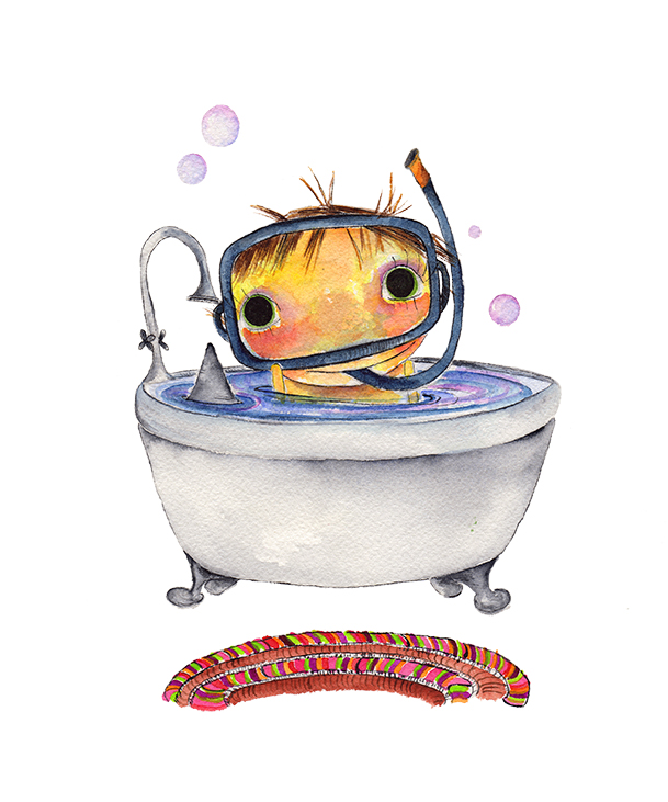 Jack in the Tub