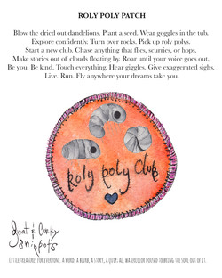 Roly Poly Patch