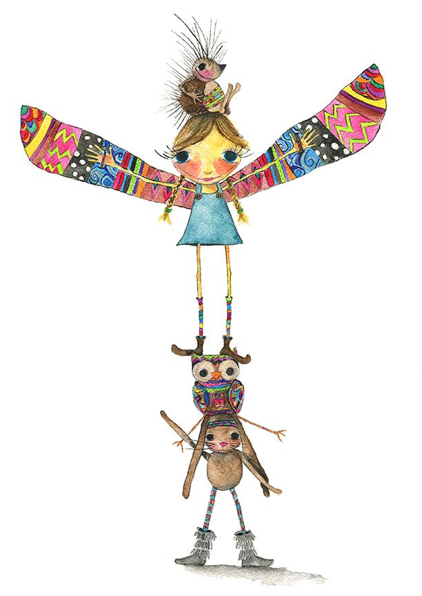 Totem Girl