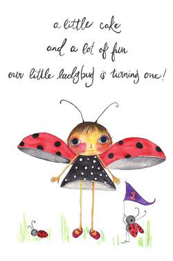 Ladybug Birthday