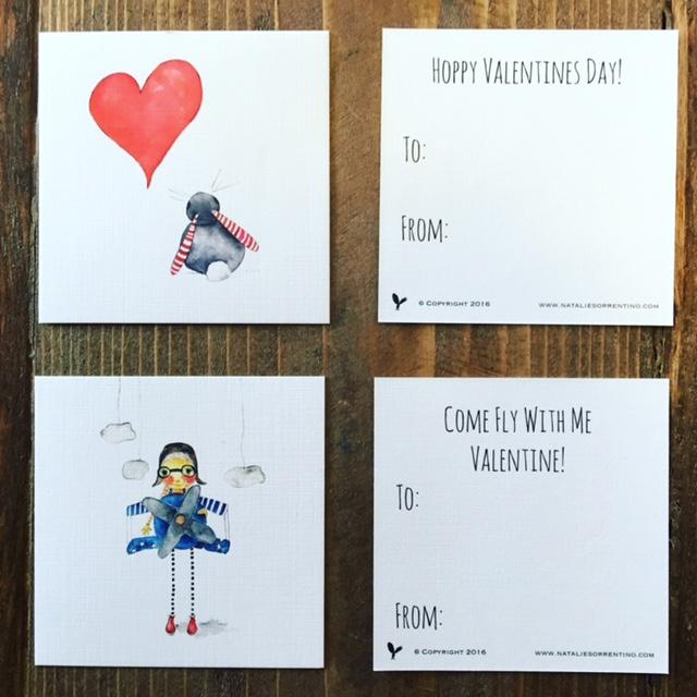Tiny Valentine's