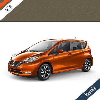 Nissan Note -  Car Rental