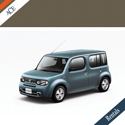 Nissan Cube -  Car Rental