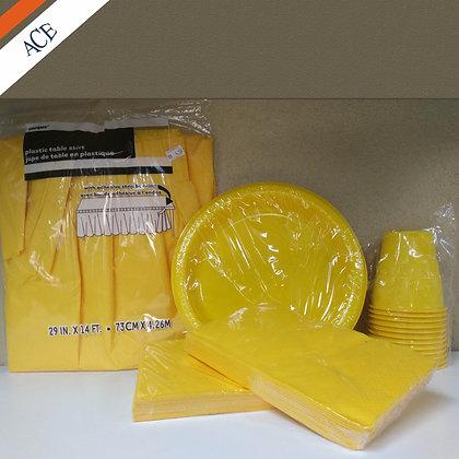 Yellow - Party Bundle