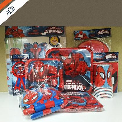 Spiderman - Party Bundle