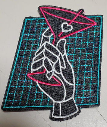 VA-11 HALL-A Patch