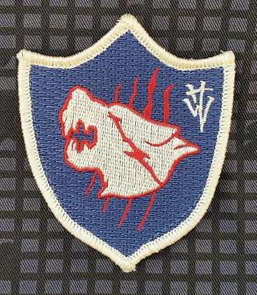Hound Wolf Patch