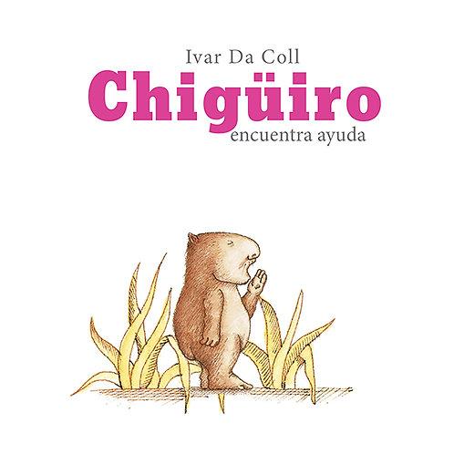 Chigüiro encuentra ayuda