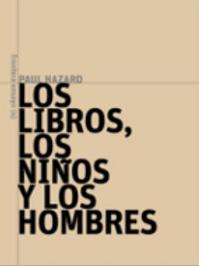 Los libros, los niños y los hombres