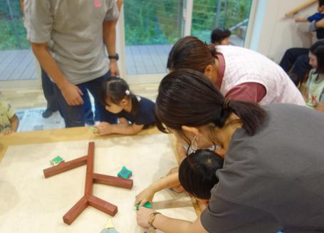 みのり保育園ロゴ制作活動