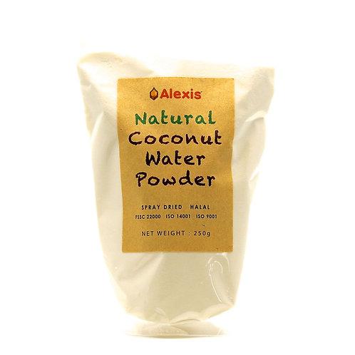 ALEXIS 椰子水粉 (噴霧乾燥粉) | ALEXIS Coconut Water Powder (Spray Dried)
