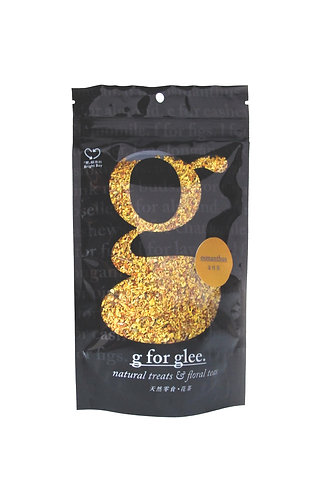GLEE 金桂花花茶 | Natural Herbal Tea – Osmanthus