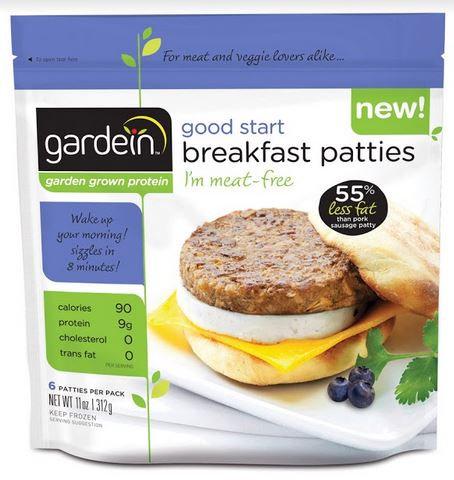 GARDEIN 早餐素漢堡  | GARDEIN Breakfast Patties