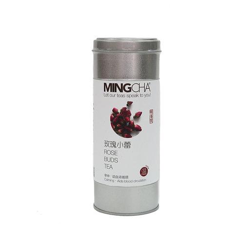 MingCha 玫瑰小蕾 | Rose Buds Tea