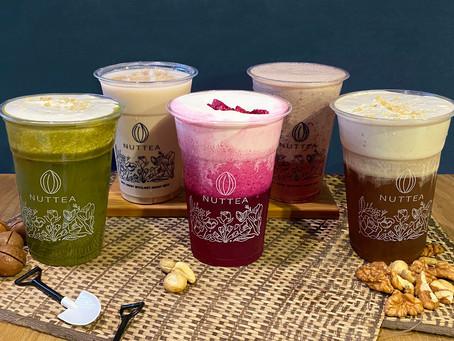 台灣全素茶飲店 Nuttea 於香港生意逆市升
