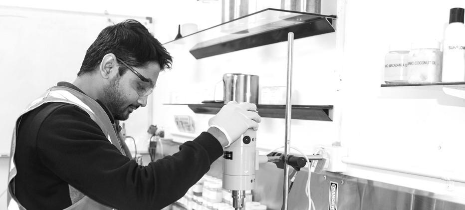 Cawarra lab