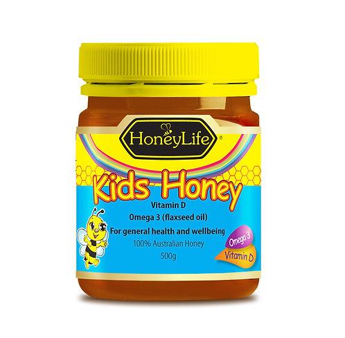 HoneyLife 澳蜂寶兒童蜂蜜