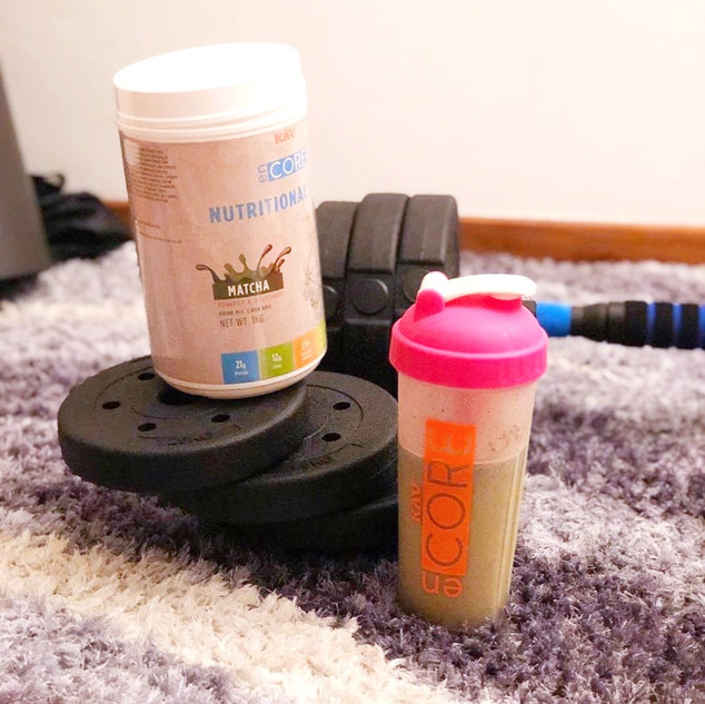 Power foods before and after a workout