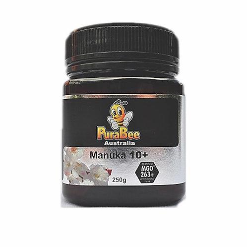 PURABEE AUSTRALIA 麥蘆卡蜂蜜NPA10+ 級 | Mānuka Honey NPA 10+