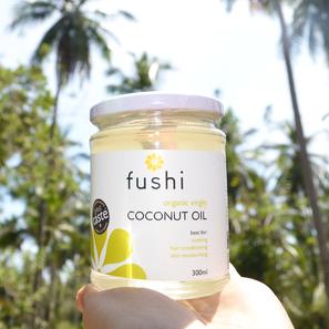 Fushi coconut oil
