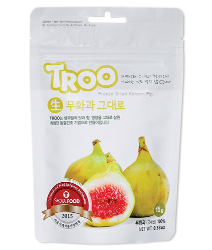 TROO Korean Natural Freeze-dried Fruits | 韓國天然冷凍乾果