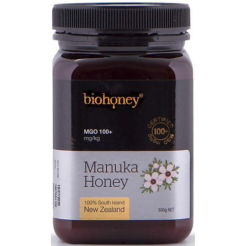 BIOHONEY Manuka Honey MGO 100+