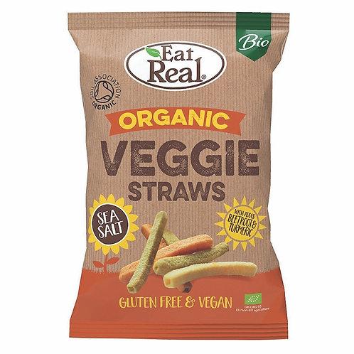 EAT REAL 有機蔬菜條 | Organic Veggie Straws