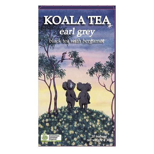 KOALA TEA Organic Earl Grey Tea