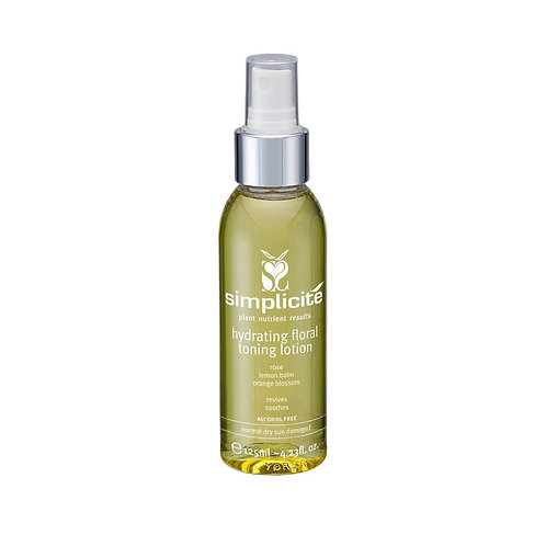 Hydrating Floral Toning Lotion Norm/Dry