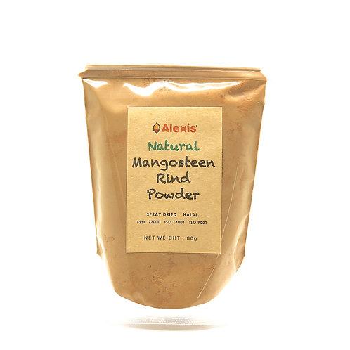 ALEXIS 山竹皮粉 (噴霧乾燥粉) | ALEXIS Mangosteen Rind Powder (Spray Dried)