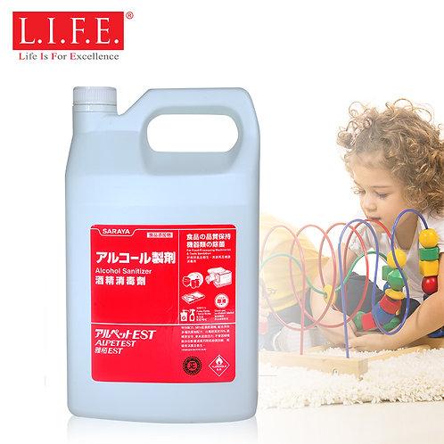 L.I.F.E. Rinse-free Sanitizer | 免洗酒精殺菌消毒劑