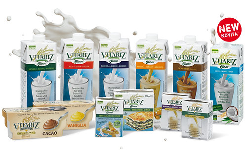 Alinor Vitariz 米奶 Rice Drinks