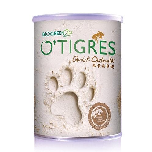 Biogreen 有機即食燕麥奶 |  Biogreen O'Tigres Quick Oatmilk
