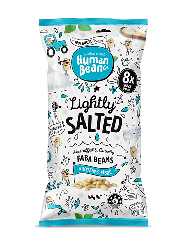 Human Bean 低鹽味蠶豆