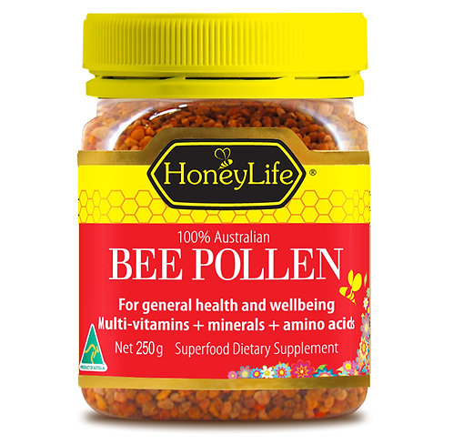 HoneyLife 澳蜂寶蜂花粉 | Bee Pollen