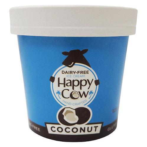 HAPPY COW 椰子味雪糕 | Coconut Ice cream