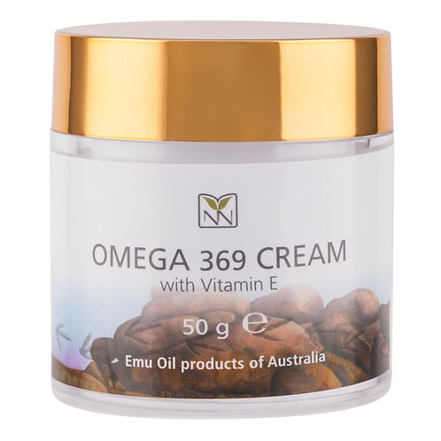 Y-NOT NATURAL Omega 369 Cream with Vitamin E