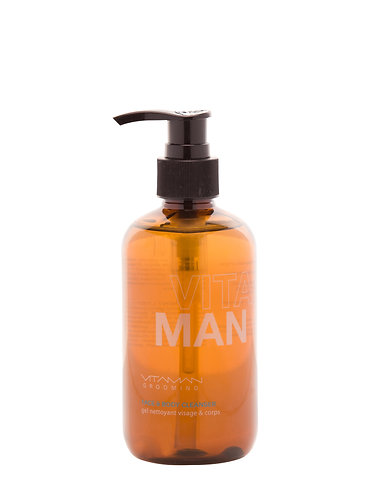 VITAMAN Face & Body Cleanser