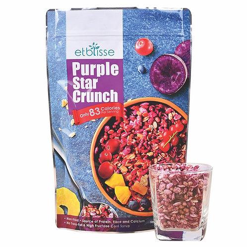 BIOGREEN 紫薯酥脆麥谷 | Etblisse Purple Star Crunch