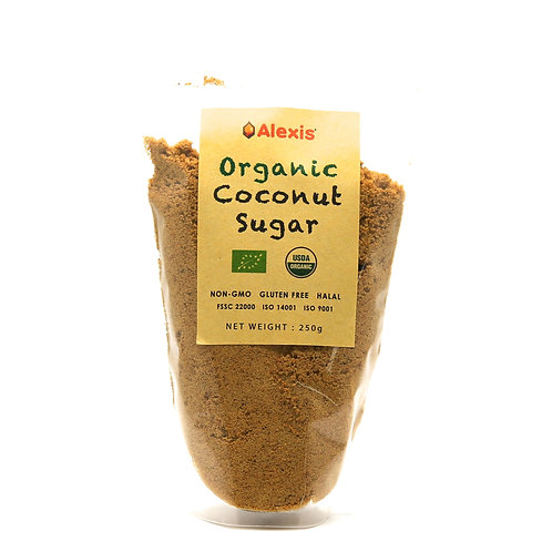 ALEXIS 有機椰糖粉 | ALEXIS Organic Coconut Sugar