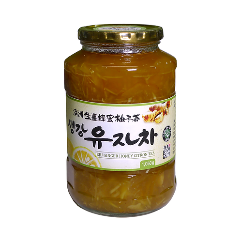 Daha 韓國濟洲生薑柚子茶