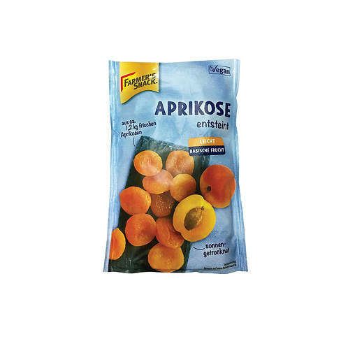 FARMER'S SNACK 杏脯乾 | Apricots Sulphured