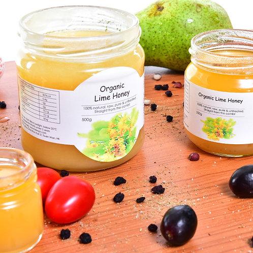HEXAPI 有機椴樹蜂蜜 | HEXAPI Organic Lime Honey