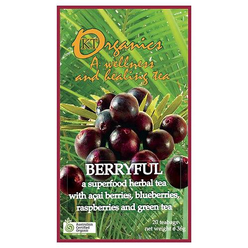 KOALA TEA Berryful Organic Tea