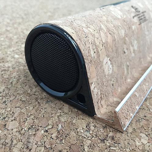 環保純手工軟木藍芽3D聲音響 CORK ECO-Protection Bluetooth Speaker:: Cherry Cork™