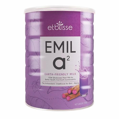 BIOGREEN 紫薯燕麥植物奶 | Etblisse Emil A2 Milk