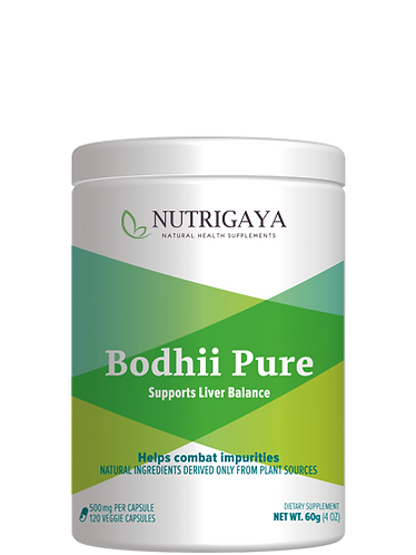 BODHII PURE - 120 capsules