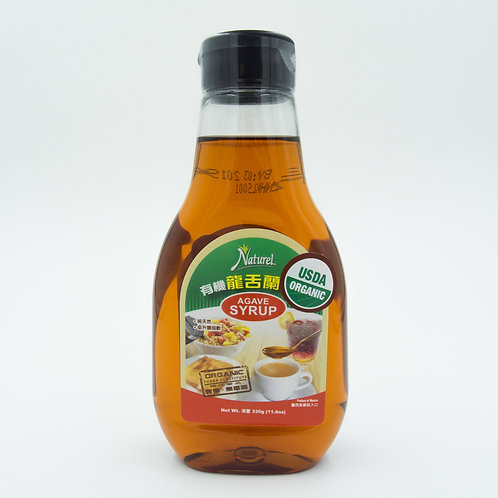 Naturel 墨西哥有機龍舌蘭糖漿 330克 |  Mexican Organic Agave Syrup 330g