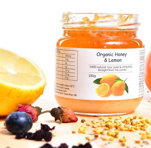HEXAPI 檸檬有機蜂蜜 | HEXAPI Organic Honey & Lemon