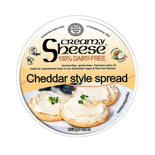 SHEESE 車打軟芝士 | Creamy Cheddar Style Spread